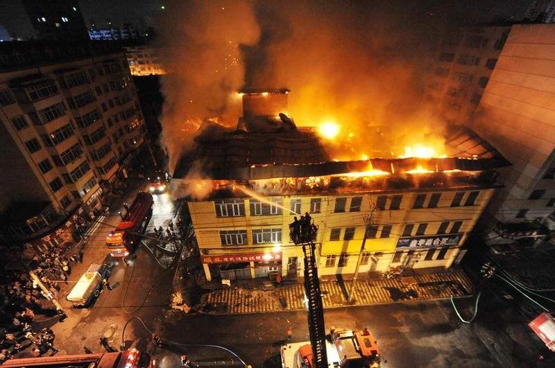 【HSE管理体系事故要闻】哈尔滨酒店火灾致19人遇难23人受伤