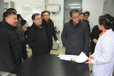 北京启动校园企业安全管理排查整改工作